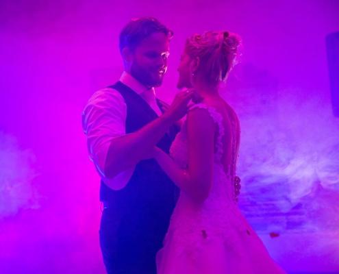Tanz bei Hochzeit