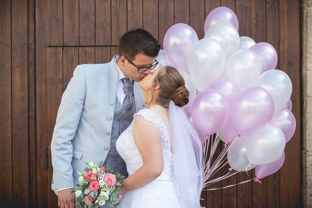 Brautpaar Shooting Hochzeit